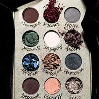 PRE-SALE: Storybook Cosmetics Wizardry and Witchcraft Eyeshadow Palette Book™