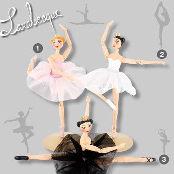 Dancing doll : Larabesque