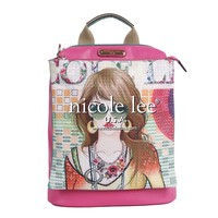 SUZY PRINT CONVERTIBLE BACKPACK PURSE - NEW ARRIVALS
