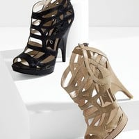Cut-out Sandal - Boutique 9 - Victoria's Secret
