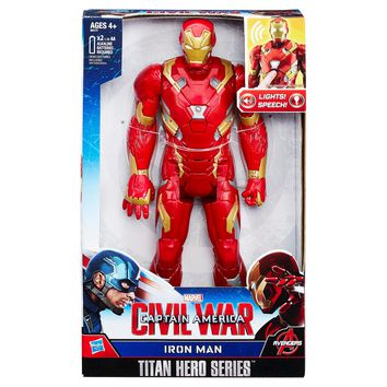 Avengers Age of Ultron Titan Hero Tech Iron Man