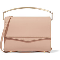 Eddie Borgo - Boyd matte-leather clutch