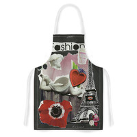 "Jina Ninjjaga ""Parish"" Pop Art Artistic Apron"