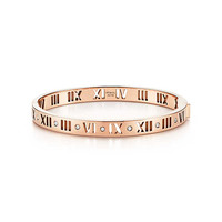Tiffany & Co. - Atlas®:Pierced Hinged Bangle