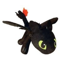 "How To Train Your Dragon 2 - 8"" Plush - Toothless"