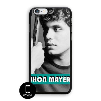 John Mayer Singer iPhone 5C Case