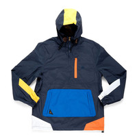 10 Deep: Adana Vintage Slicker Jacket - Navy
