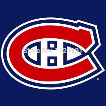 Free shipping NHL flags and banners Montreal, Canada 3 * 5ft Montreal canadians team flag