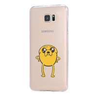 Adventure Time Jake Galaxy s6 case Galaxy S6 Edge Case Galaxy S5 case C132