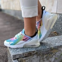 Nike Air Max 270 women The air cushion shoes