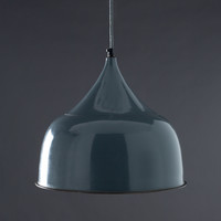 Granger Hanging Light - Slate Blue