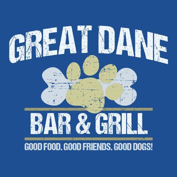 Great Dane Bar & Grill T-Shirt