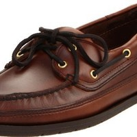 Sebago Men's Schooner Shoe,Brown Oiled Waxy,10.5 M US/D