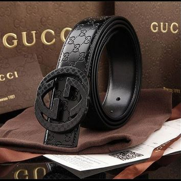DCCK2 HOT GUCCI MEN AND WOMAN LADIES' FASHION BELT+BOX