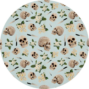 Hamlet's Final Romance Circle Wall Decal