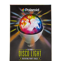 Polaroid Disco Light Rotating Party Bulb