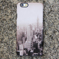 New York City iPhone 6 Case iPhone 6 plus Case NYC iPhone 5S 5 iPhone 5C Empire Case Apple Samsung Galaxy S6 edge S6 S5 S4 Note 3 Case 044