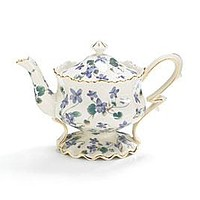 Westfield Porcelain Tea Collection Teapots and Service Sets