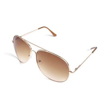 Summer Aviator Sunglasses