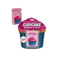 Accoutrements Dental Floss - Cupcake