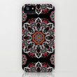 Power Mandala iPhone & iPod Case by Joke Vermeer