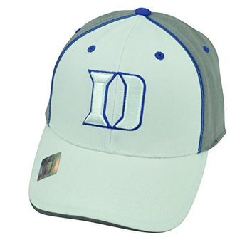NCAA Duke Blue Devils Top of the World Flex Fit Large XLarge Hat Cap Stretch