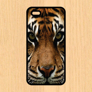 Tiger Face Cell Phone Case iPhone 4/4S 5/5C 6/6+ Case and Samsung Galaxy S3/S4/S5