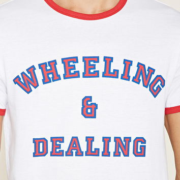 Wheeling and Dealing Tee | 21 MEN - 2000153842