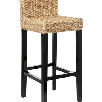 Hyacinth Bar Stool | Dining Chairs | Dining Room | Furniture | Z Gallerie
