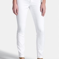 White Jegging - White