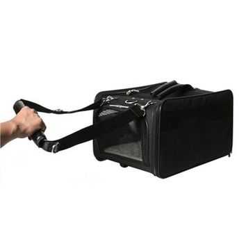 The Jetway by Bark N Bag, Black