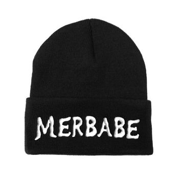 Mermaid Tumblr Beanie Hat (Customizable)
