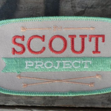 The Scout Project Member Badge