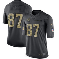 NFL Green Bay Packers Jordy Nelson Salute to Service Jersey