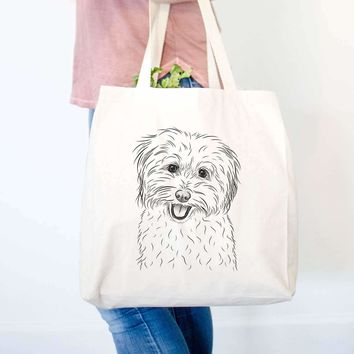 Sophie Quinn the Havanese - Tote Bag