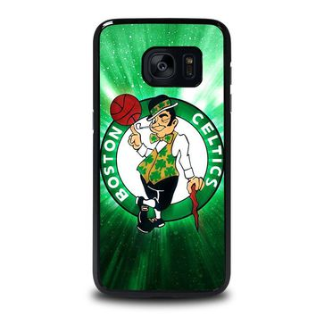 BOSTON CELTICS Samsung Galaxy S7 Edge Case Cover