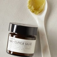 Fig + Yarrow Nail + Cuticle Salve Brown One Size Fragrance