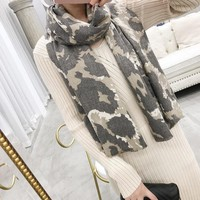 Camo Winter Scarf