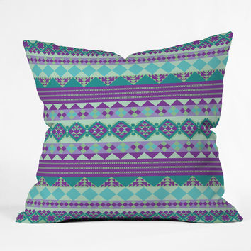 Arcturus Byzantine Throw Pillow