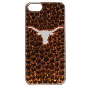 Texas Longhorns iPhone 5/5S Dazzle Snap on Case