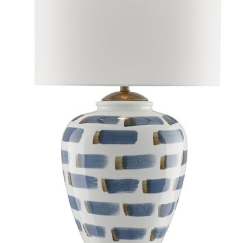 Currey Company Brushstroke Table Lamp