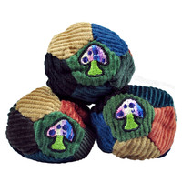 Mushroom Hacky Sack on Sale for $4.99 at HippieShop.com