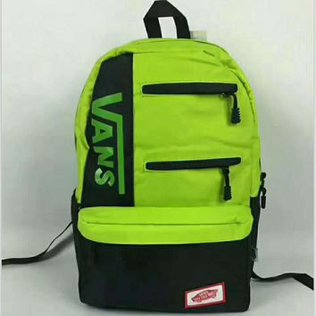 VANS Trending Fashion Sport Laptop Bag Shoulder School Bag Backpack G-JJ-MYZDL-6