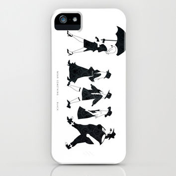 Wear something... black. ( American Horror Story ) iPhone & iPod Case by Benoit Thibault