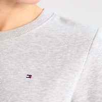 Tommy Hilfiger Women Casual Embroidery Long Sleeve Top Sweater Pullover Sweatshirt