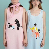 Doggie/Papapa Tank Dress