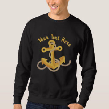 Nautical Embroidery Apparel