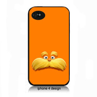 Lorax iphone 4, iphone 4 case, cell phone case