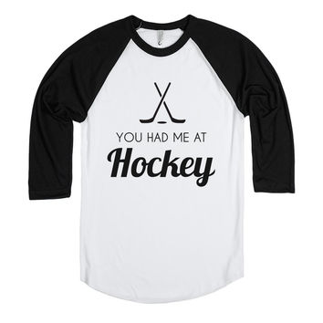 you had me at hockey