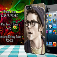 dylan o'brien Samsung Galaxy S3/ S4 case, iPhone 4/4S / 5/ 5s/ 5c case, iPod Touch 4 / 5 case